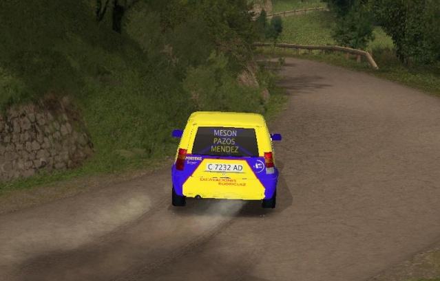 Skin R5 GT Turbo Equipo Rodicar Rodica12