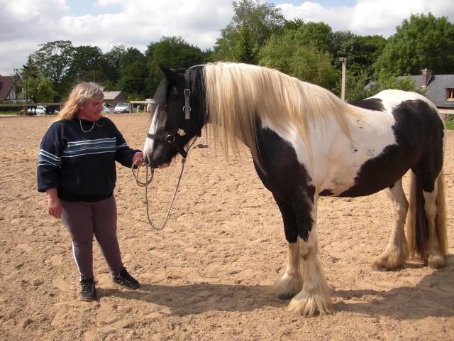Une photo de vous et votre cheval - Page 3 Pict0043