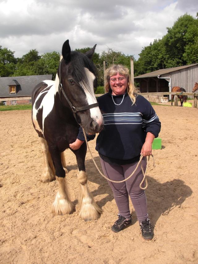 Une photo de vous et votre cheval - Page 3 Pict0044