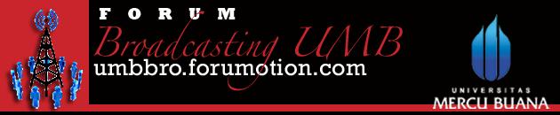 FORUM Broadcasting UMB