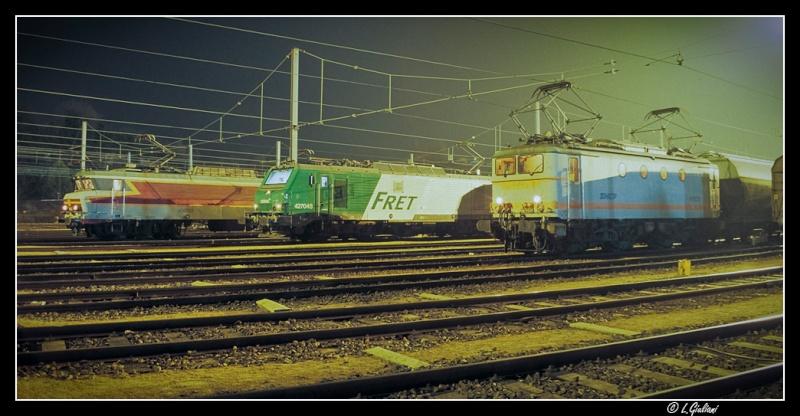 Textes improvisés autour du train... 20030210