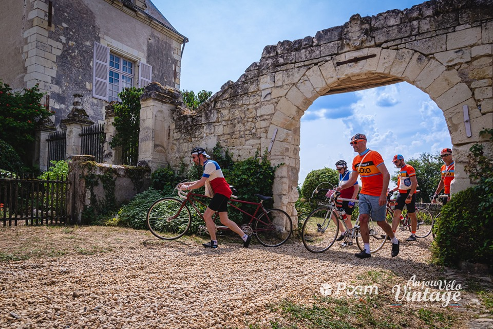 Anjou Vélo Vintage 2019 du 5 au 7 Juillet - Page 9 66409910