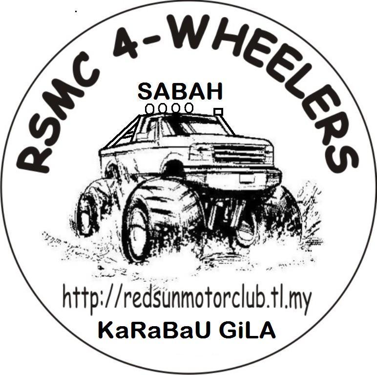 Logo Kerbau Gila 4wheel10