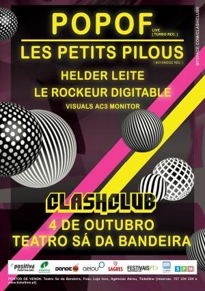 Clash Club - Teatro Sá da Bandeira 12533010