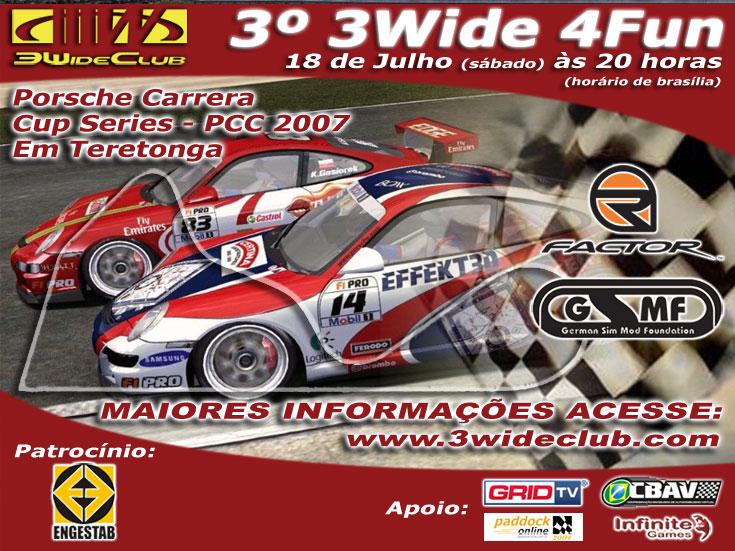 3º  3Wide 4Fun - 18 de Julho - Porsche em Teretonga 3-3w4f10