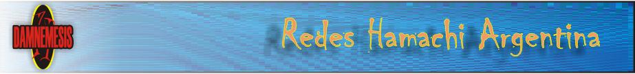 Redes Hamachi Argentina - FORO
