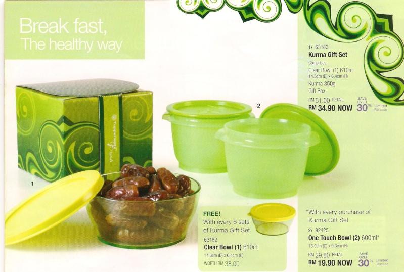 Tupperware Leaflet - Mooncake festival/ Ramadhan or Raya celebration Kurma_11