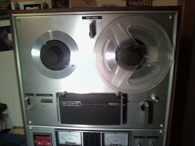Sony stereo taperecorder TC 630 D 09102811