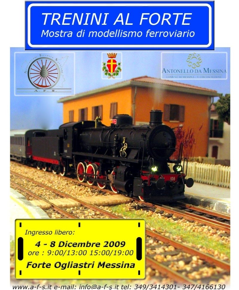 4 -> 8 dicembre 2009:  TRENINI AL FORTE (Messina) Locand12