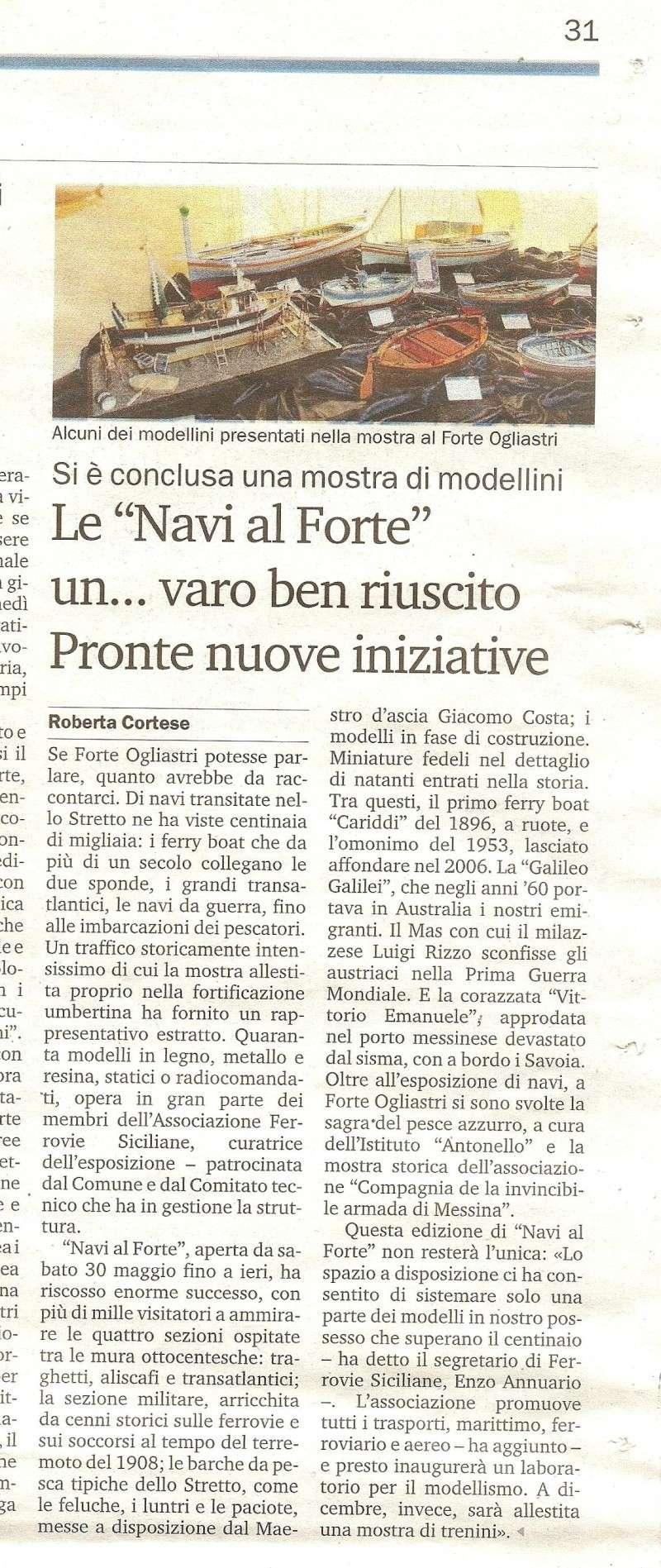 30 maggio -> 3 giugno 2009:  NAVI AL FORTE (Messina) - Pagina 2 Navi_a10