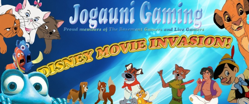 HOLY ****! Jogauni network has been invaded! Disney10