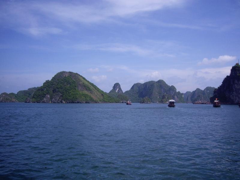 Baie d'Halong au Viet nam Imgp2813