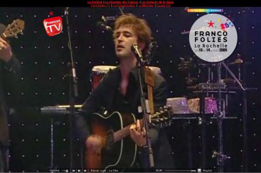 Renan Luce - vidéos diverses Franco16