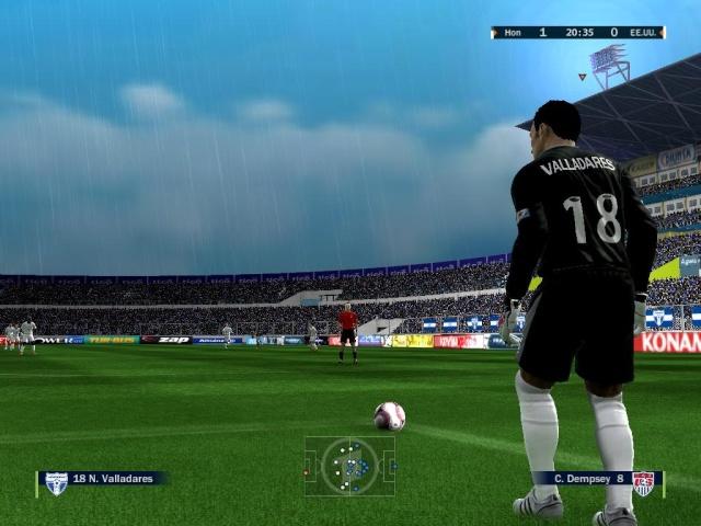 Futbol Hondureño FIFA 09 2.0  por Ronald618 Despej10