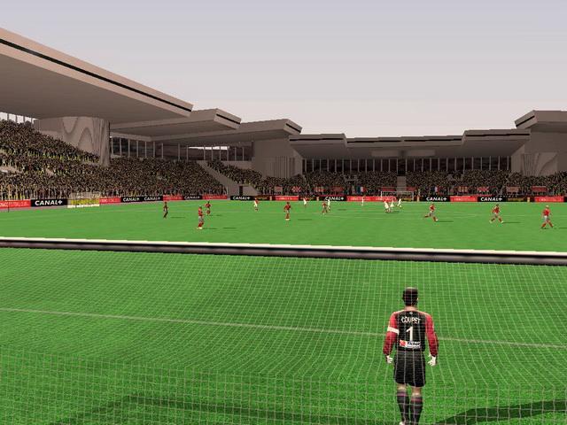 Estadio Louis II (Monaco) Louis210