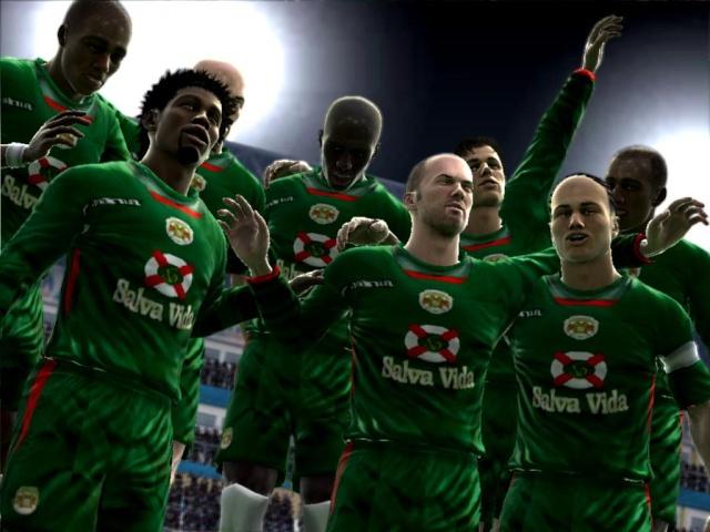 Futbol Hondureño FIFA 09 2.0  por Ronald618 Marath10