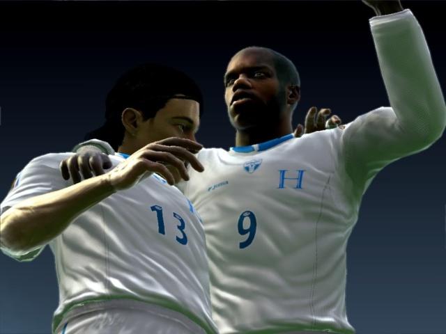 Futbol Hondureño FIFA 09 2.0  por Ronald618 Rumboa10