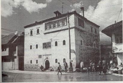 Arkitektura Shqiptare në shekuj Lidhja10