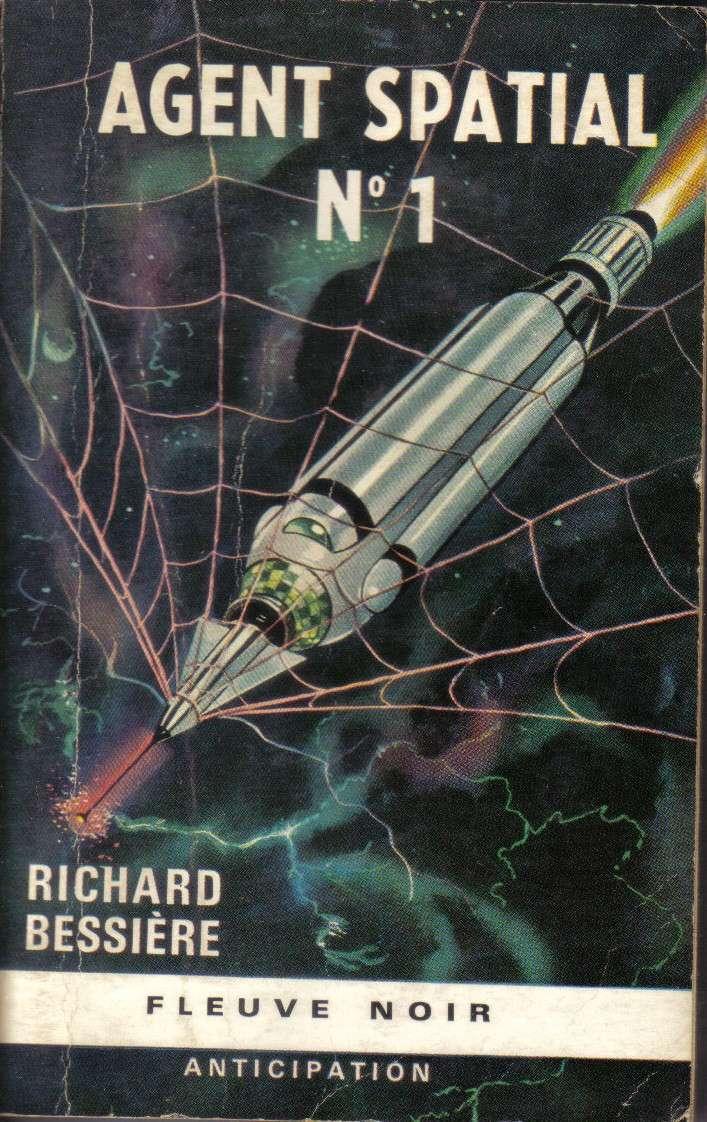 Littérature de science-fiction, passée et actuelle - Page 3 Agent10