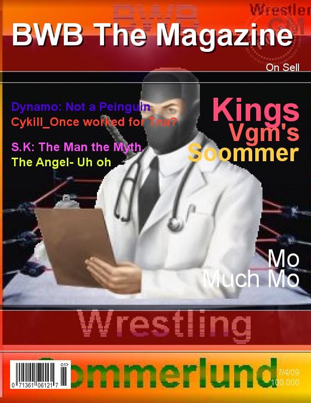 BWB The Magazine cover! Magazi10
