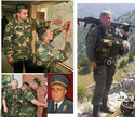 Macedonian Army patches Arm1a10