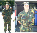 Macedonian Army patches Arm1c10