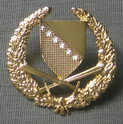 Armed Forces of B&H cap badges Osbih_12