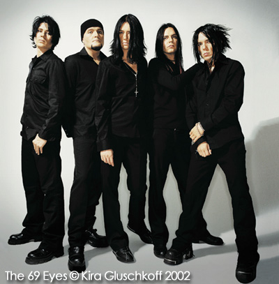 The 69 Eyes (Gothic Rock) The_6910