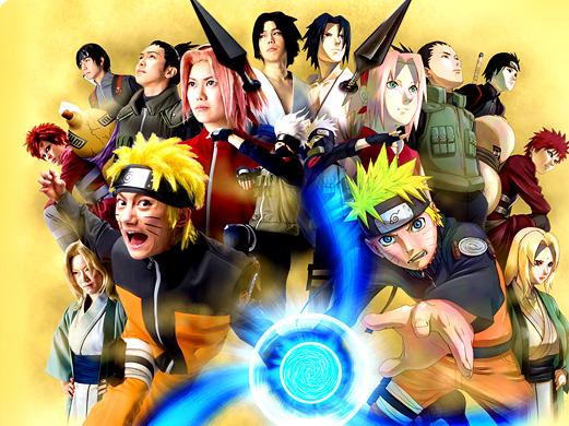 Naruto Shippuden-live action User6312