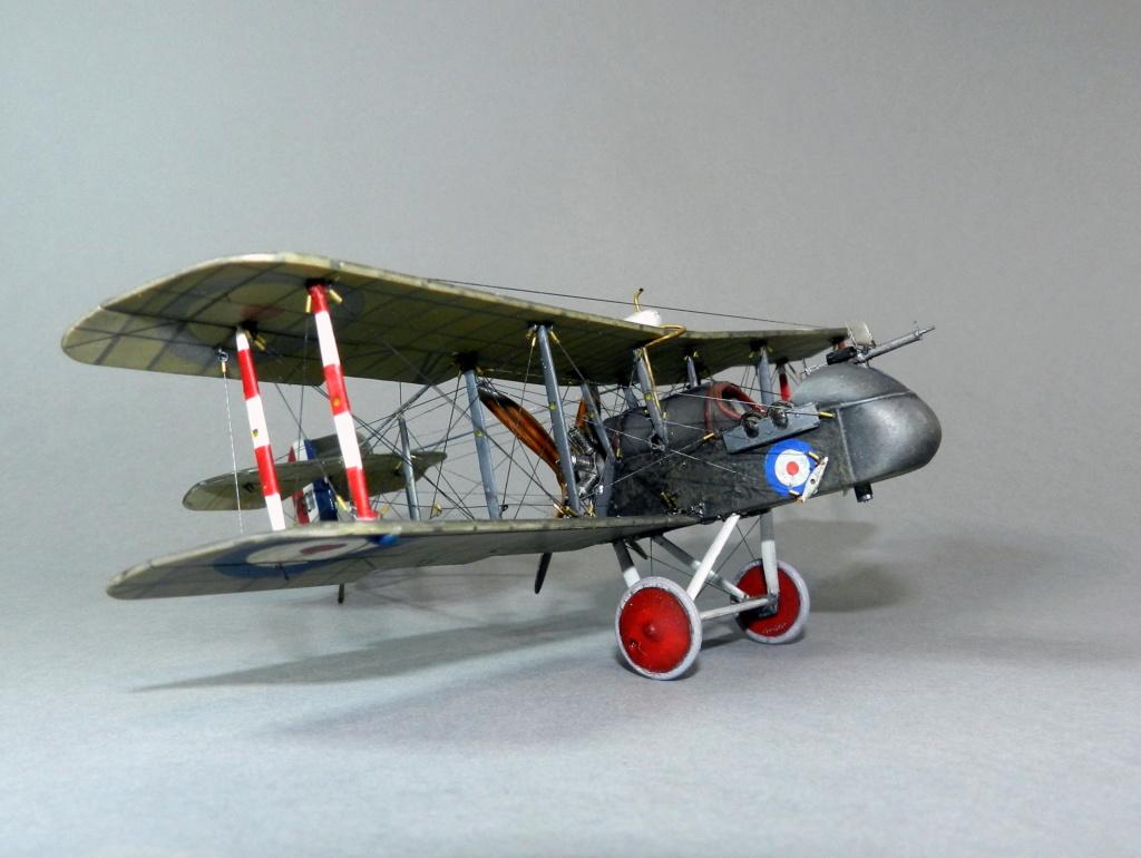 Airco DH 2 [Eduard 1/48] - Cpt. Arthur Gerald Knight 0112