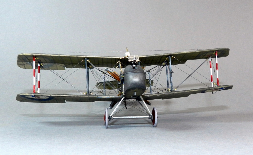 Airco DH 2 [Eduard 1/48] - Cpt. Arthur Gerald Knight 0611