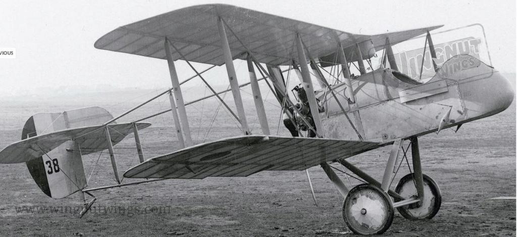 Airco DH 2 [Eduard 1/48] - Cpt. Arthur Gerald Knight 1710