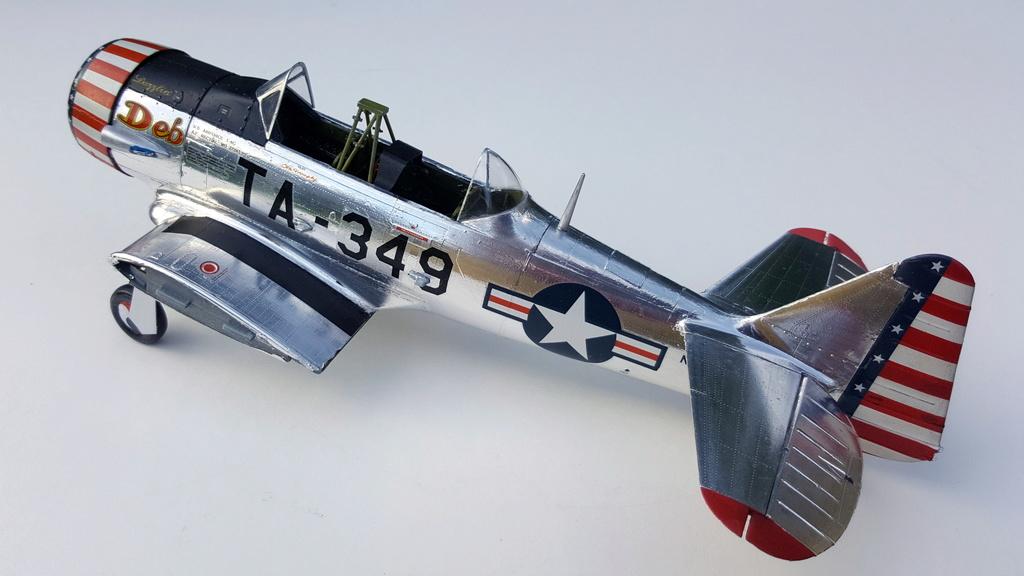 "Texan T-6 TA-349 ""Dazzlin' Deb"" - 1/32 [Terminé] 20180618"