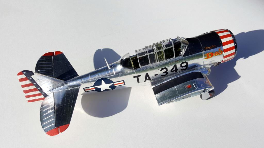 "Texan T-6 TA-349 ""Dazzlin' Deb"" - 1/32 [Terminé] 20180622"