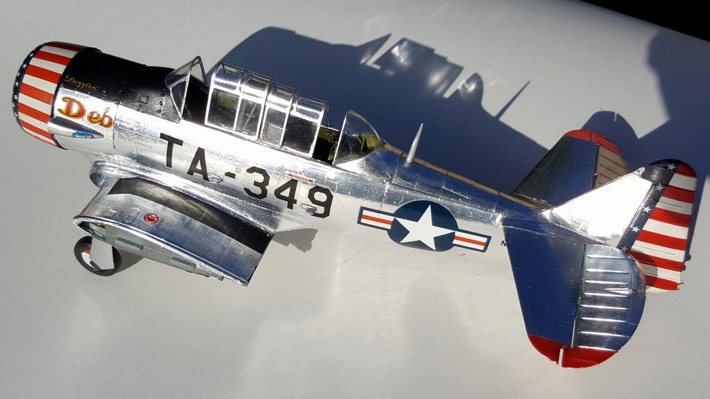 "Texan T-6 TA-349 ""Dazzlin' Deb"" - 1/32 [Terminé] 20180623"