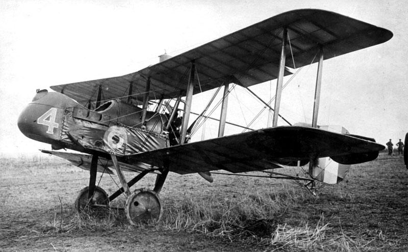Airco DH 2 [Eduard 1/48] - Cpt. Arthur Gerald Knight Airco-10