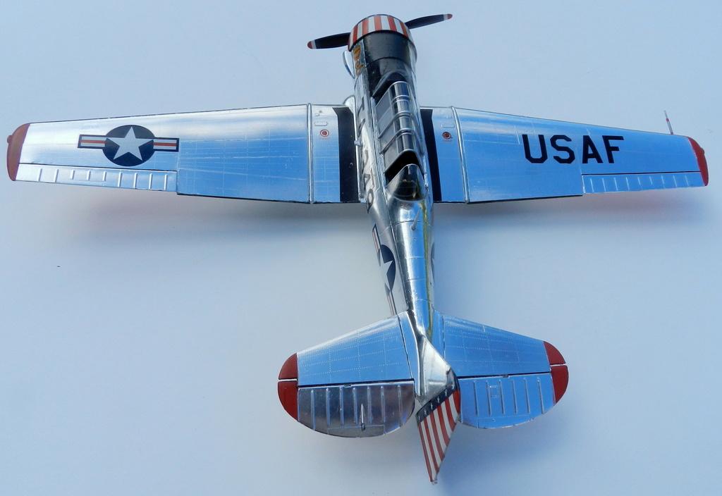 "Texan T-6 C TA-349 ""Dazzlin' Deb"" - Col. Thomas E. Murphy - 47th Flying Trainig Wing USAF Dscn0511"