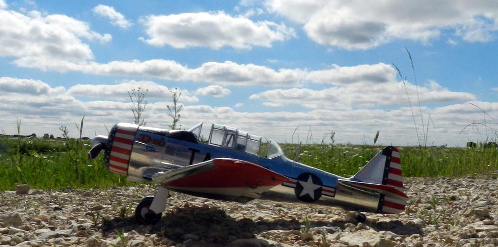 "Texan T-6 C TA-349 ""Dazzlin' Deb"" - Col. Thomas E. Murphy - 47th Flying Trainig Wing USAF Ext0210"