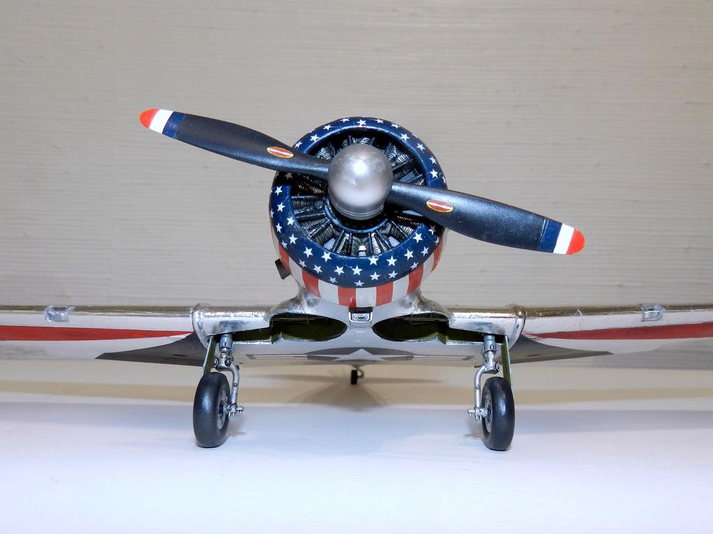 "Texan T-6 C TA-349 ""Dazzlin' Deb"" - Col. Thomas E. Murphy - 47th Flying Trainig Wing USAF F00210"
