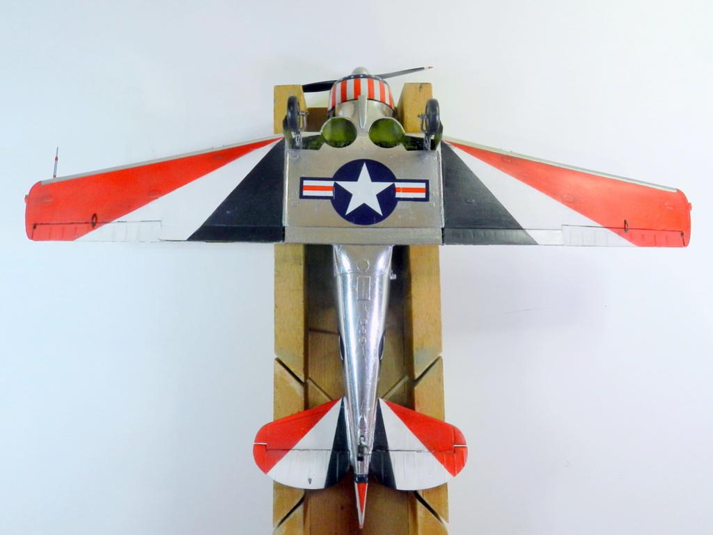 "Texan T-6 C TA-349 ""Dazzlin' Deb"" - Col. Thomas E. Murphy - 47th Flying Trainig Wing USAF F00810"