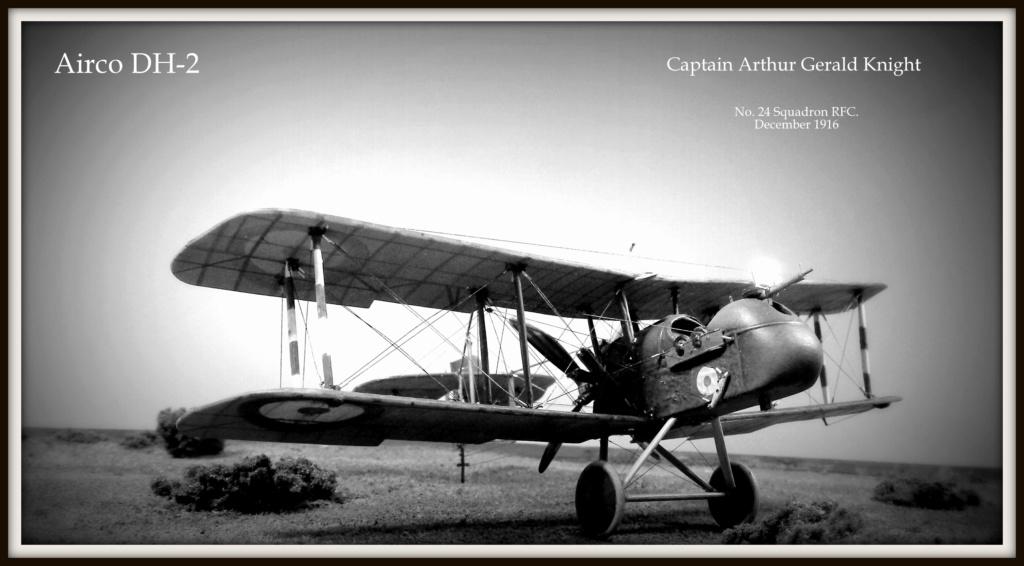 Airco DH 2 [Eduard 1/48] - Cpt. Arthur Gerald Knight Nb0110