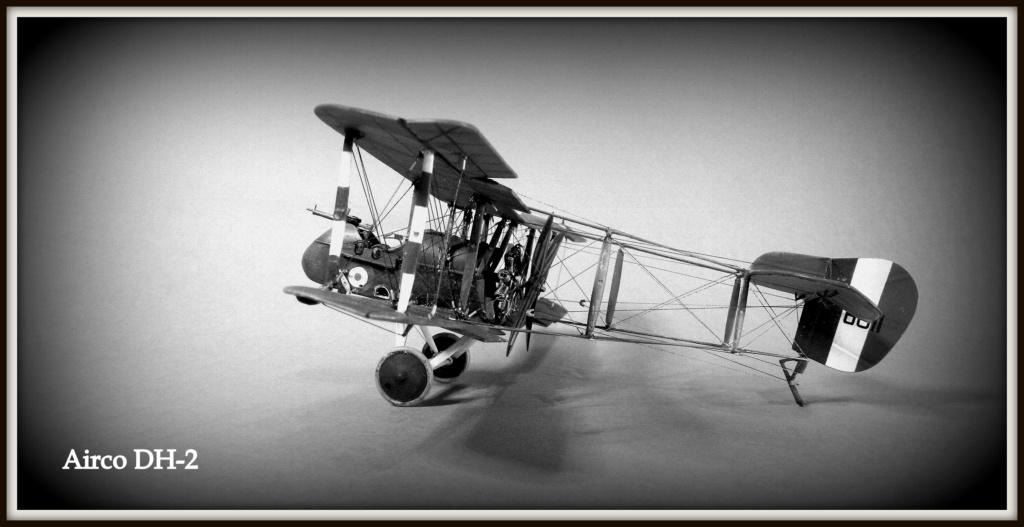 Airco DH 2 [Eduard 1/48] - Cpt. Arthur Gerald Knight Nb0310