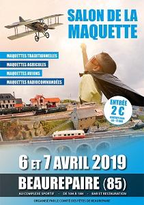 Calendrier Expo Maquette 2019.Agenda Expos 2019