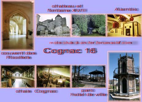 visite : 16 - Cognac musée, chaies, gabare de transport fut Carte_23
