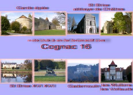 visite : 16 - Cognac musée, chaies, gabare de transport fut Carte_24