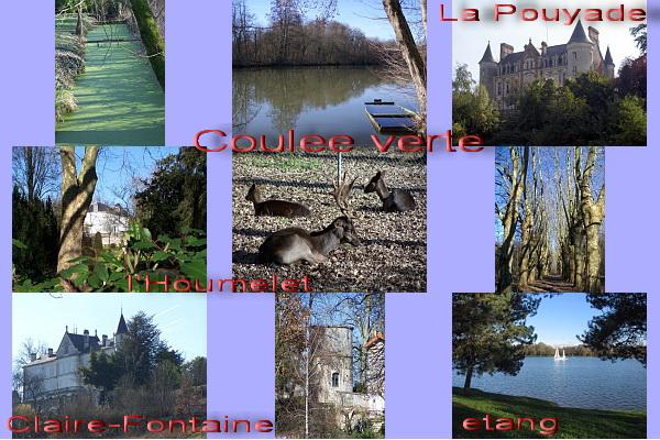 visite : 16 - coulée verte, promenade Carte_34