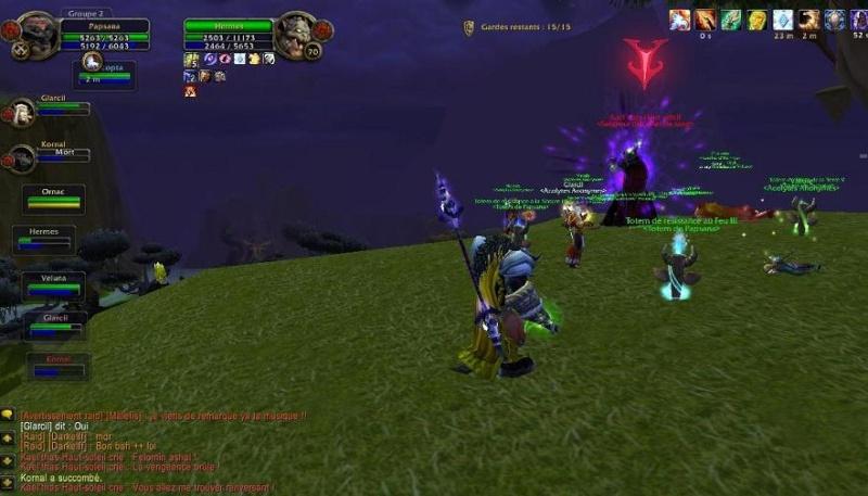 [Event] Fete de la guilde 2009-012