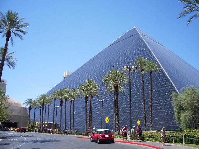 [Las Vegas] Hotel LUXOR Photos13