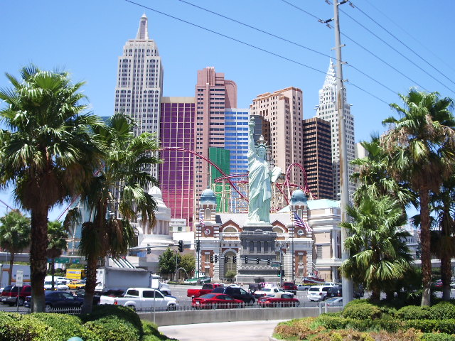 [Las Vegas]  Hotel NEW YORK NEW YORK Photos20