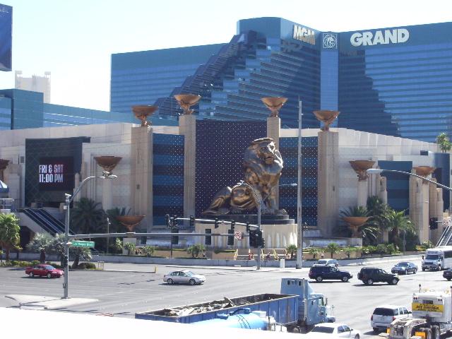 [Las Vegas] Hotel MGM GRAND Photos27